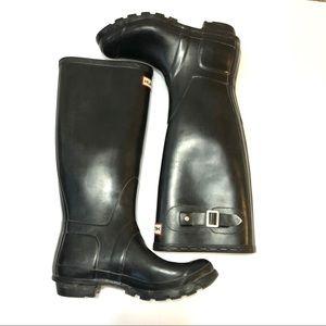 Hunter Boots- worn 4 times